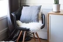 TAKE A SEAT / Find ideas and inspiration for comfy and stylish seats to add to your own home