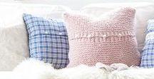 Kissenliebe   Pillows I love / Kissenliebe, denn Kissen kann man nie genug haben