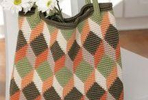 Tapestry crochet / Crochet