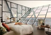 WONDERFUL WINDOWS / Find inspiration and ideas for beautiful window treatments for your home.