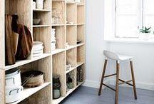 STYLISH STORAGE / Try these stylish storage hacks to organise your space.