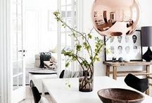 PENDANT LIGHTING / Visually appealing and practical, pendant lights are a stylish lighting solution for any room.