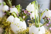Ostern   Easter / Ideen zum Selbermachen für Ostern