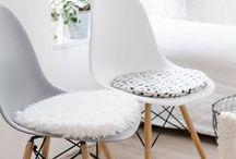 Eames Sitzkissen   Seat Cushions for Eames   Panton Chair Sitzkissen / Ihr seid auf der Suche nach Sitzkissen für euren geliebten Eames  oder Panton Chair? In meinem Etsy Shop werdet ihr bestimmt fündig... ♥  You search a cushion for your lovely Eames or Panton Chair? You find them in my Etsy- Shop ♥ https://www.etsy.com/de/shop/PomponettiInterior