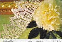 Filet Crochet / Crochet
