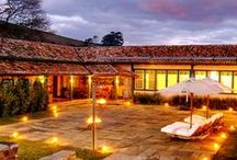 Reserva do Ibitipoca, Lima Duarte, Brazil / Reserva do Ibitipoca, Lima Duarte, Brazil. One of Brazil's finest small hotels and a secluded eco-conscious natural paradise set within a national park