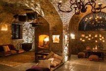 Eremito Hotelito Del Alma, Umbria, Italy. / Eremito Hotelito Del Alma, Umbria, Italy. A modern-day monastic eco retreat offering undisturbed luxury and a mindful experience