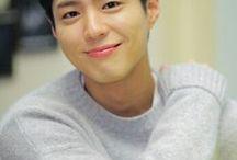Korean actors / When the men nice...