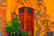 Style up your door