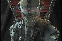 Megadeth / vic rattlehead