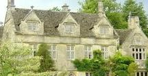 Cotswolds Hotels England - Country Houses (Honeymoon + Babymoon Zika-free Destinations) / Chic country houses and stylish luxury boutique hotels in the Cotswolds. Weekend breaks only a few hours from London in the countryside (Honeymoon + Babymoon Zika-free Destinations)