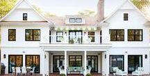 LOVETT LI / White houses with Black windows