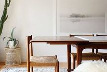 Minimalist Style / Minimal Decor - Simple Living - Minimalist Style - Decorating With Nature