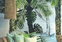 ☀ Inspiration Tropicale ☀ / Cet été L'Atelier d'Amaya vous transporte sous les tropiques ! Découvrez nos bijoux en argent, plaqué or et plaqué or rose ;) #latelierdamaya #bijoux