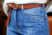 ✦ Inspiration Denim ✦ / L'Atelier d'Amaya vous propose une sélection de bijoux à associer avec vos jeans ou vêtements en Denim ❣