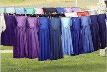 Not Quite Amish: Scenes