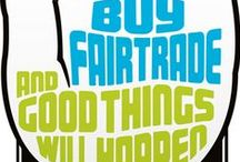 Fairtrade Campaigns / Fun, beautiful and inspiring campaign pieces from the International Fairtrade sphere.  / by Fairtrade America