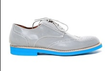 Shoelicious / shoes for men / by Emrys Schazwan