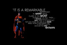 Super Heroes / I hold no affiliation to Marvel or DC...I love them both equally. / by Janine Chalmers