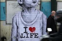 wall en sign / by Sanne Bogers