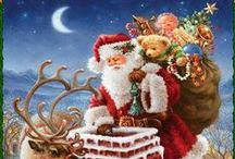 Christmas Art / by ~Debra Ann~