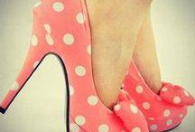 Polka Dots! / by Lora Gaches