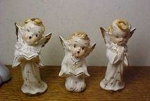 Vintage Christmas Angels / by Lora Gaches