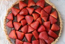 Strawberry Recipes / Strawberry recipes -- strawberry desserts -- strawberry jam -- summer strawberry recipes -- strawberry muffins -- strawberry cake -- savory strawberry recipes -- strawberry salad -- strawberry pie and more!
