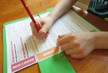Education - writing ideas