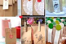 Treat bags and boxes