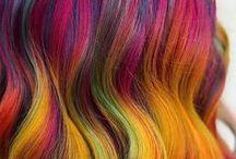 ~ Hair ~ / mostly gorgeously coloured hair magic ~