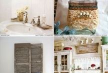 Decor Ideas / Deco ideas for those for a taste for vintage