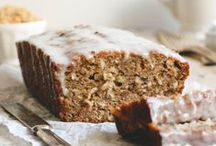 Banana Recipes / Recipes for using over-ripe bananas. Banana bread recipes -- banana muffin recipes -- banana pudding -- banana cake recipes -- banana desserts and more!
