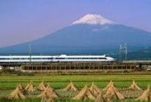 Japon : Train & Japan Rail Pass / Découvrez nos produits Japan Rail Pass. Voyagez au Japon en toute sérénité !  Pour acheter votre Pass : https://www.vivrelejapon.com/japan-rail-pass
