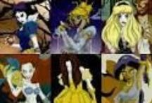 This Is Disney? / We all know our classic sweet lovely Disney characters but what happens if we add a little twist? Like maybe a touch of dark magic or something???????