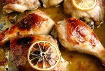 Chicken recipes / by Winnie Parker