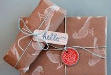 Package / Beautiful wrapping ideas