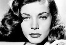Lauren Bacall / In memory of one of Hollywood's greatest screen legends... the hypnotic Lauren Bacall ♡ 16th Sept 1924 to 12th Aug 2014 ♡ / by Soosie Woosie