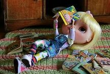 Blythe / An adorable little doll with bags of style. / by Soosie Woosie