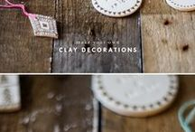 Christmas / Ideas for my favourite time of year