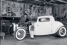 Garage / Car History / Collection of Garage / Car History Images