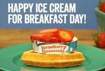 Ben & Jerry's / Ben & Jerry's frozen treats aren't just delicious -- they're also Fairtrade certified.