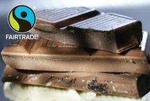 Fairtrade Chocolate / Chocolate tastes even better when it's Fairtrade! / by Fairtrade America