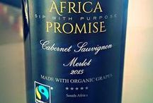 Fairtrade Wines / From the lightest white to the deepest red, with #Fairtrade wines there's something for everyone!