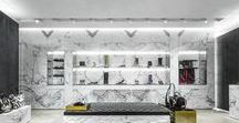IDEAS FOR LUXURY RETAIL SPACES / A selection of interior designs in luxury retail stores