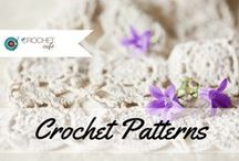 * Crochet / All things Crochet that we love -- patterns, tips, tutorials, accessories, etc...