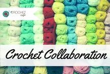 *Crochet Collaborative Board / Share your crochet patterns, paid or free. 5 pins a day. Send us a message to join this board.