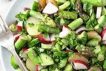 Seasonal Recipes: Spring / Seasonal recipes -- Seasonal food -- Spring recipes -- Seasonal ingredients -- Spring ingredients