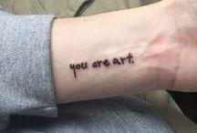 #8 - Ink my Skin / Un mélaaange de photo d'idée de Tattoos. Nyahaaaa ・ω ・