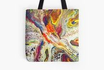 Clothes and Bags with Art / Clothes, T-Shirts, bags, dresses, stickers and more with art and photography by Maria Meester. Available on RedBubble, Society6 and FineArtAmerica.